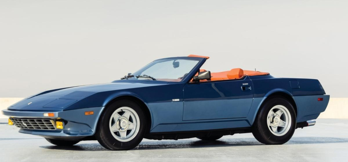 Ferrari 365 GTB/4 Daytona NART Spider RM Sotheby's asta