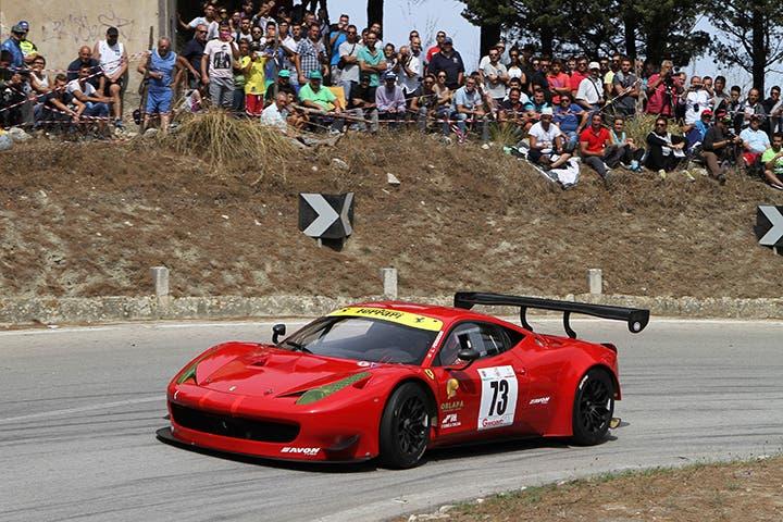 Ferrari 488 Campionato Italiano Velocità Montagna 2019