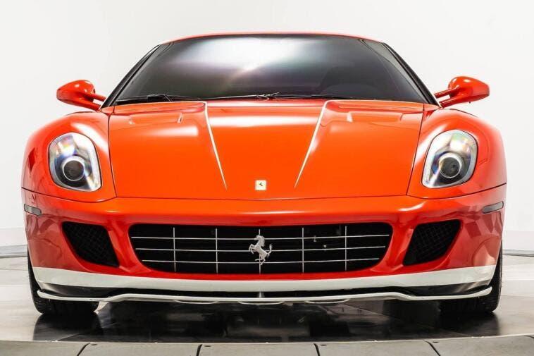 Ferrari 599 GTB 60F1 vendita
