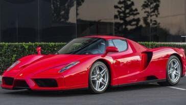 Ferrari Enzo motore in vendita eBay