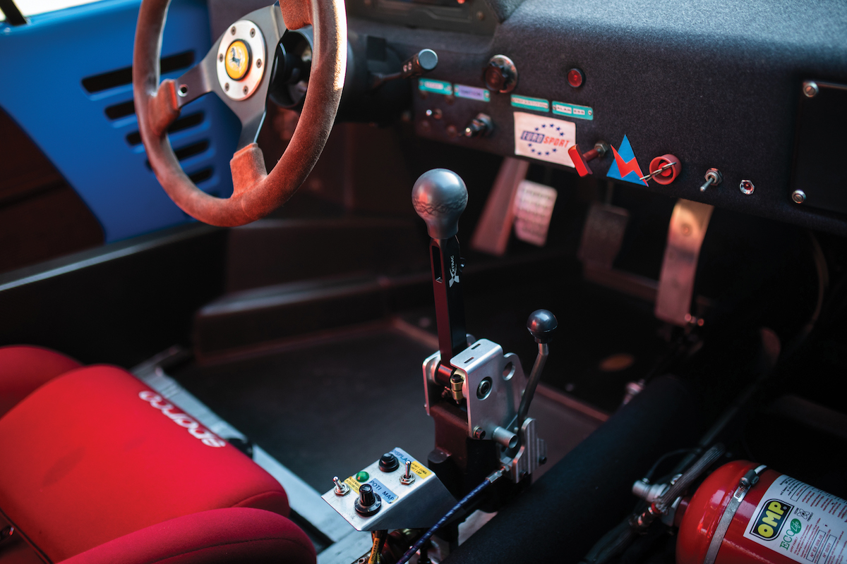 Ferrari F40 LM speciale asta Parigi