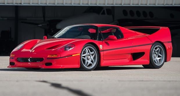 Ferrari F50 Gran Turismo Sport