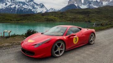 Ferrari Sudamerica 2018