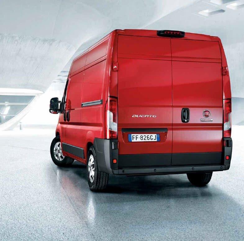 Fiat Ducato ibrido plug-in registrazione nome