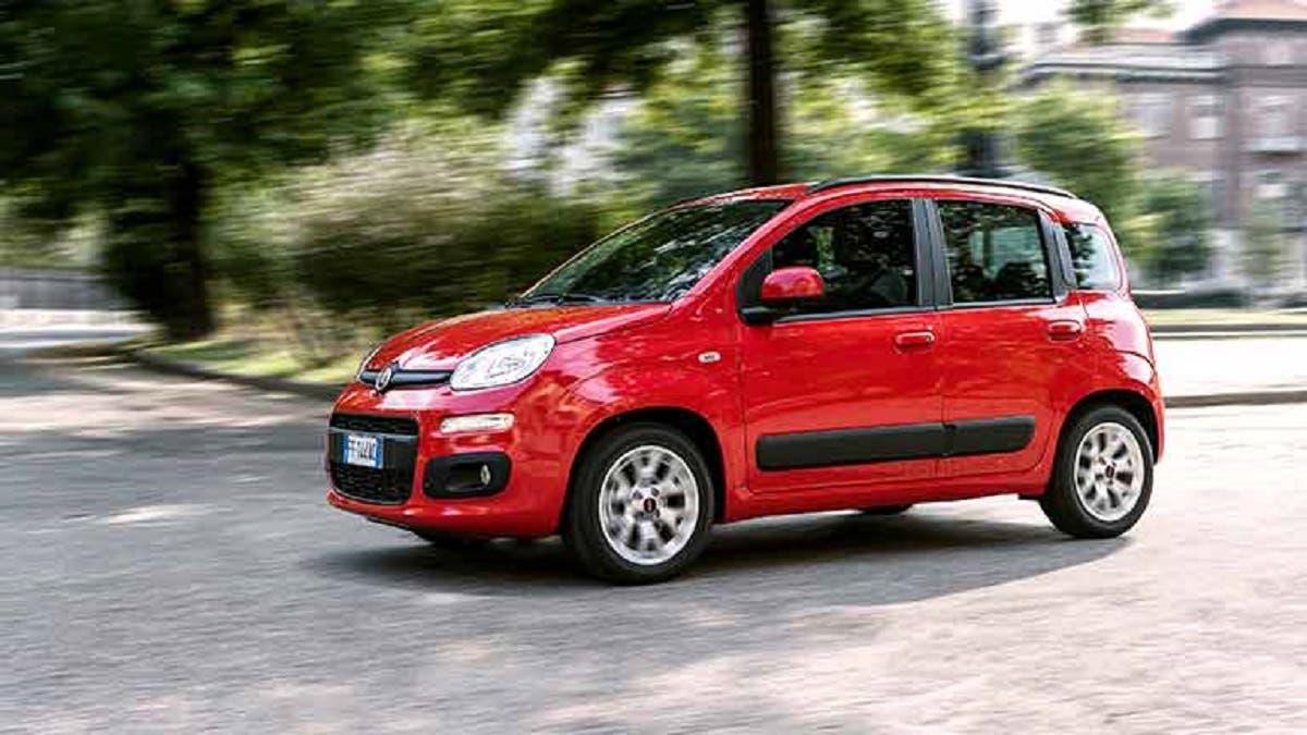Fiat Panda e Punto auto più rottamate Italia 2018