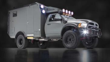 GEV Adventure Truck Ram 5500