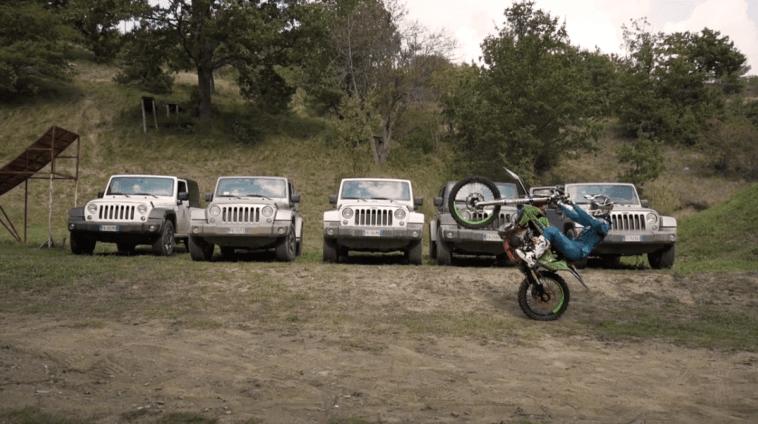 Jeep Giornata internazionale delle persone con disabilità 2018