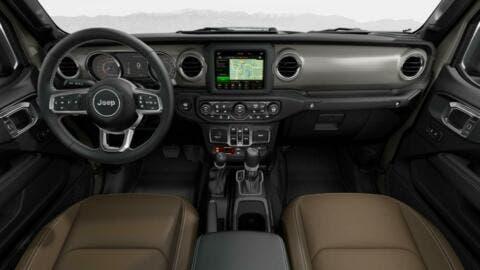 Jeep Gladiator Rubicon versione full