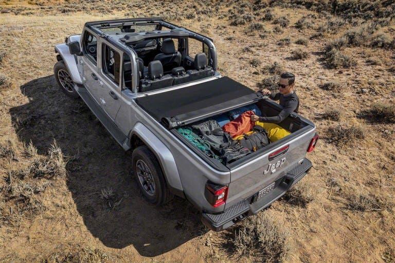 Jeep Gladiator configuratore