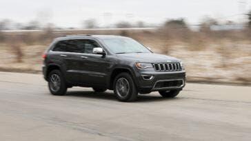 Jeep Grand Cherokee nuova generazione Detroit