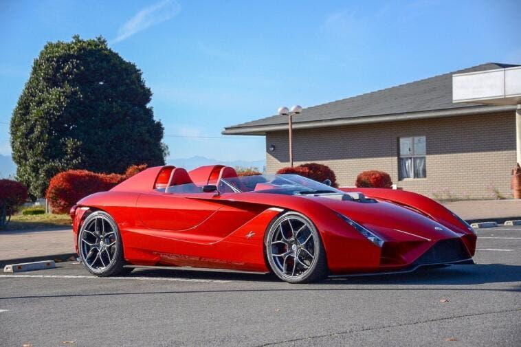 Kode 57 Ferrari 599 vendita