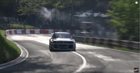 Lancia Delta Integrale Monster Hillclimb