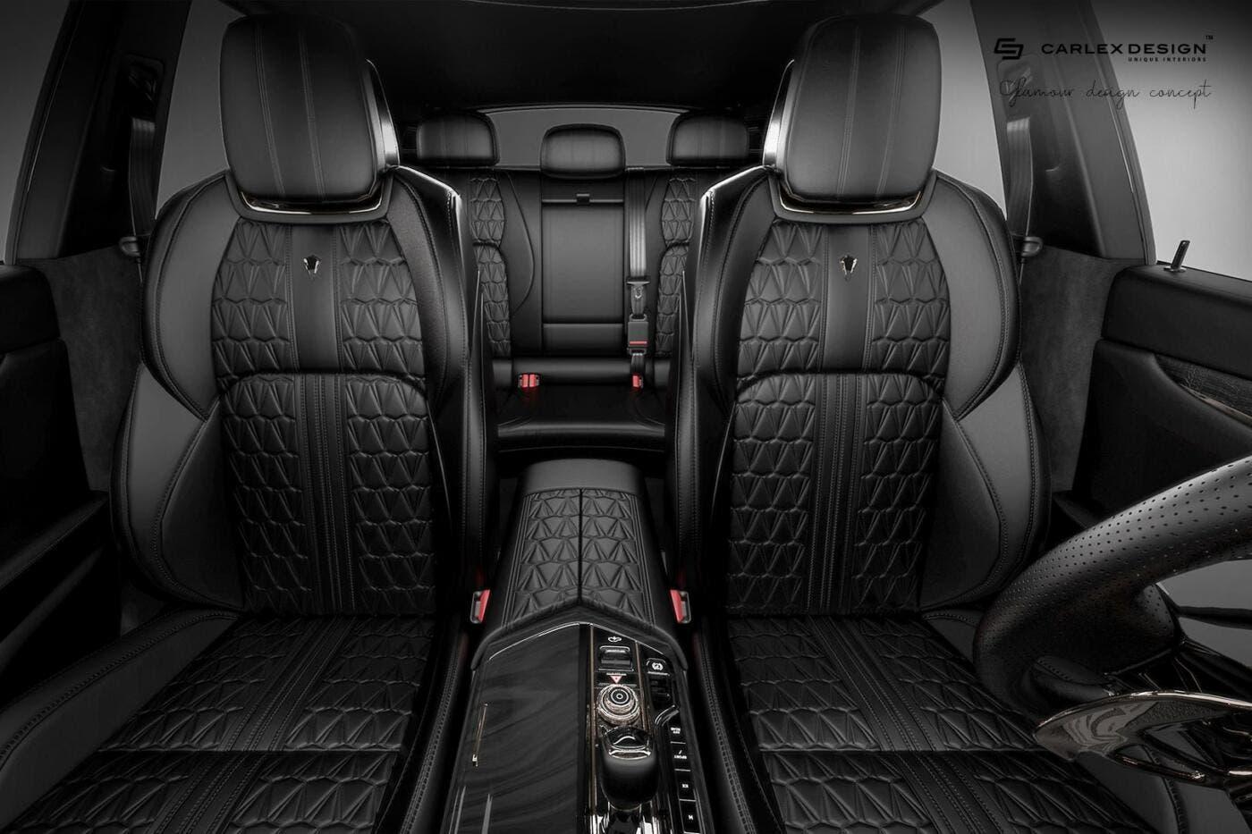 Maserati Levante Carlex Design