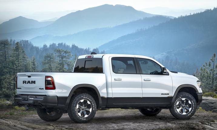 Nuovo Ram 1500 Pickup Truck of the Year 2019 TRUCK TREND