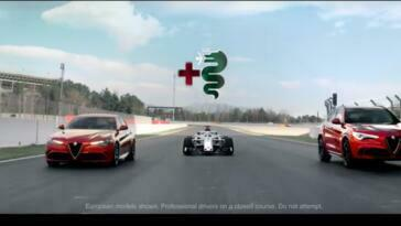 Alfa Romeo Revel in Speed