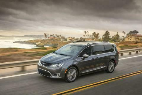 Chrysler Pacifica Family Car of the Year Cars.com