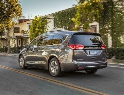 Chrysler Pacifica Hybrid Best EV in Canada 2019