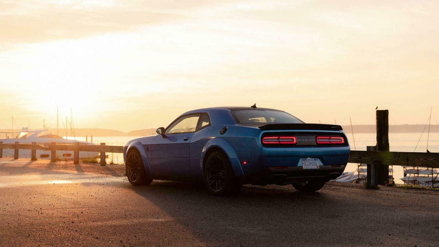 Dodge Challenger seconda pony car più venduta Stati Uniti