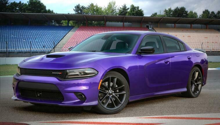 Dodge Charger e Challenger e Chrysler 300 vendite 2018