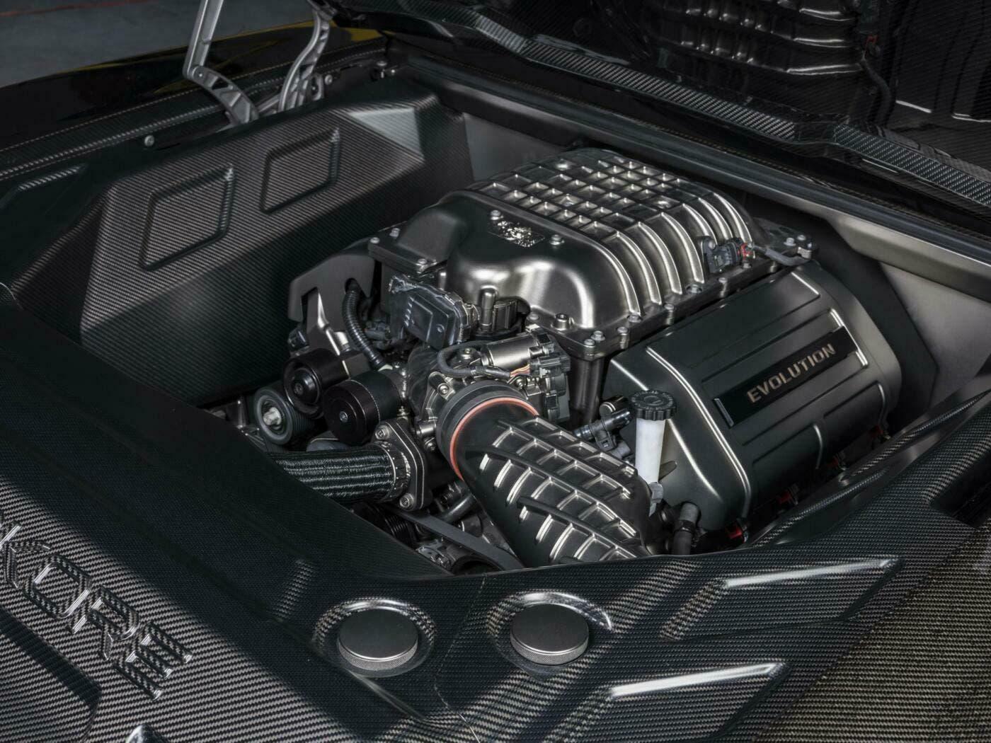 Dodge Charger Evolution Grand National Roadster Show 2019