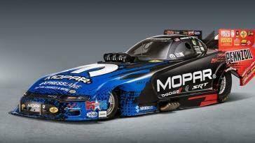 Dodge, SRT e Mopar Don Schumacher Racing
