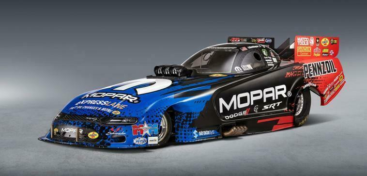 Dodge, SRT e Mopar Don Schumacher Racing