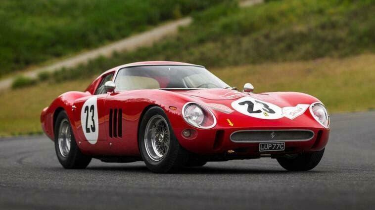 Ferrari 250 GTO vale più oro