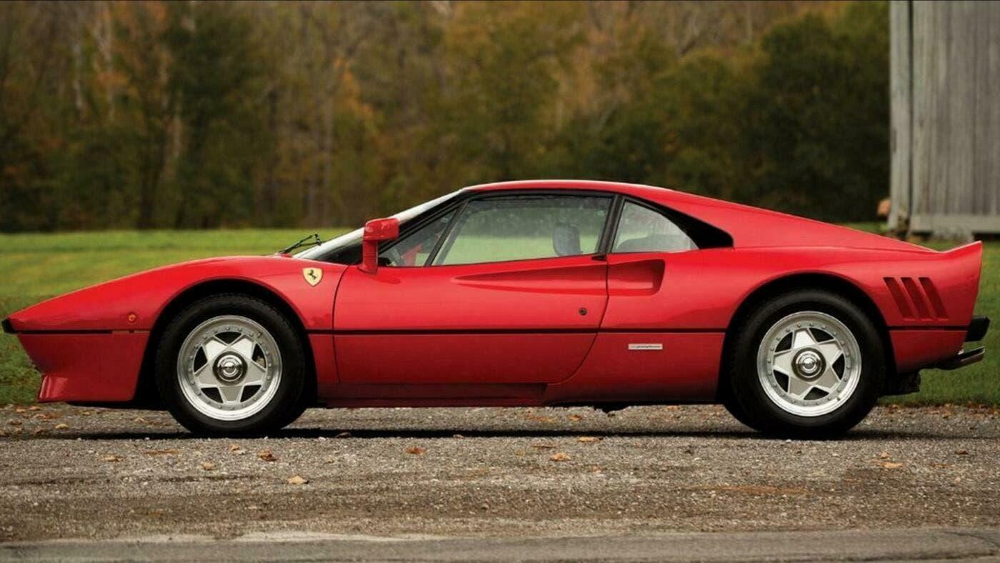 Ferrari 288 GTO asta 1985
