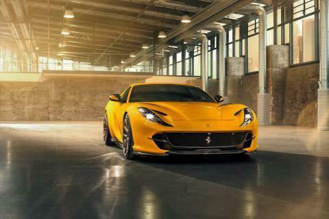Ferrari 812 Superfast Novitec