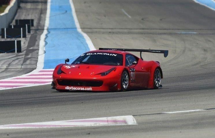 Ferrari Club Competiazioni GT