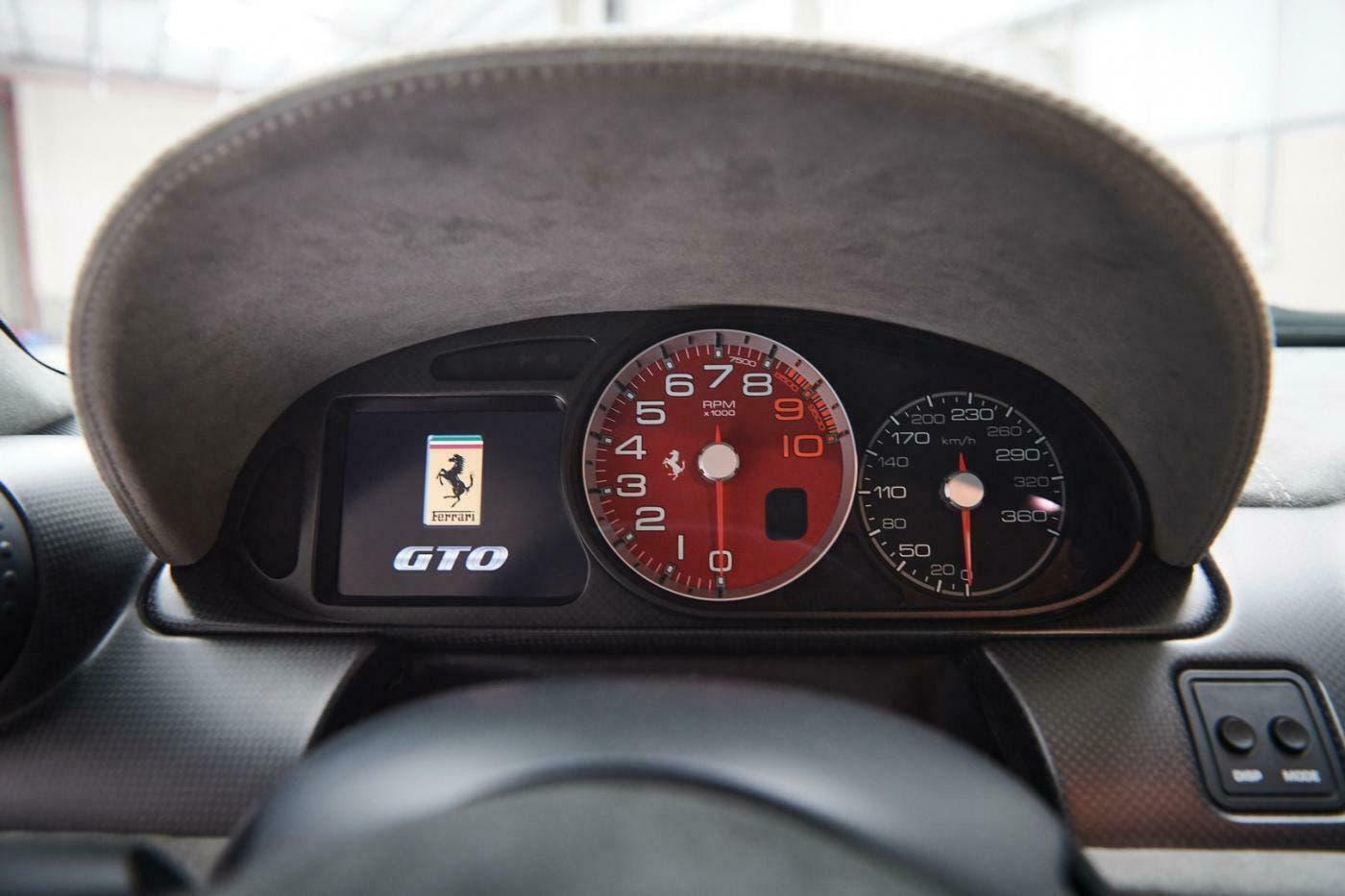 Ferrari SP30 asta RM Sotheby's