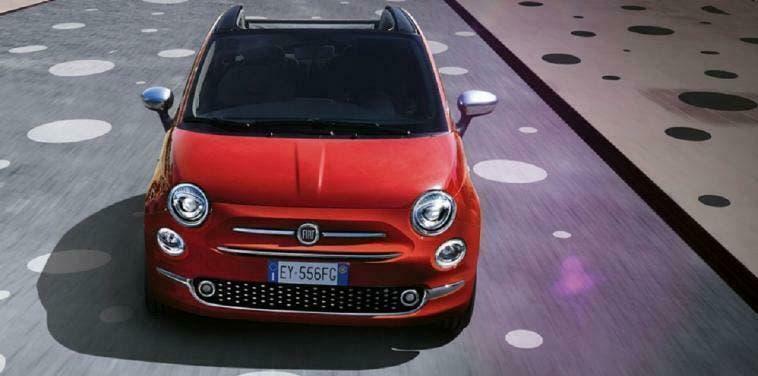 Fiat 500 record vendite Europa 2018