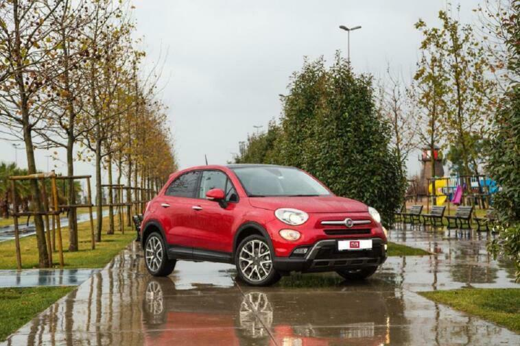 Fiat 500X BRC kit conversione GPL