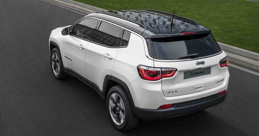 Jeep Compass SUV più venduto Brasile 2018