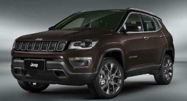 Jeep Compass aumento prezzo gennaio Brasile
