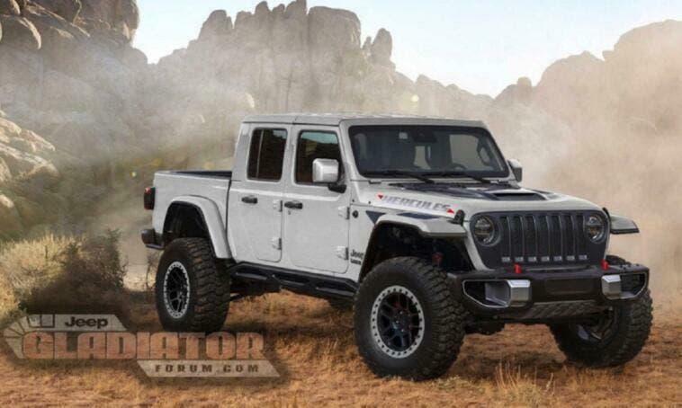 Jeep Gladiator Hercules Tim Kuniskis