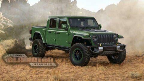 Jeep Gladiator versione più potente