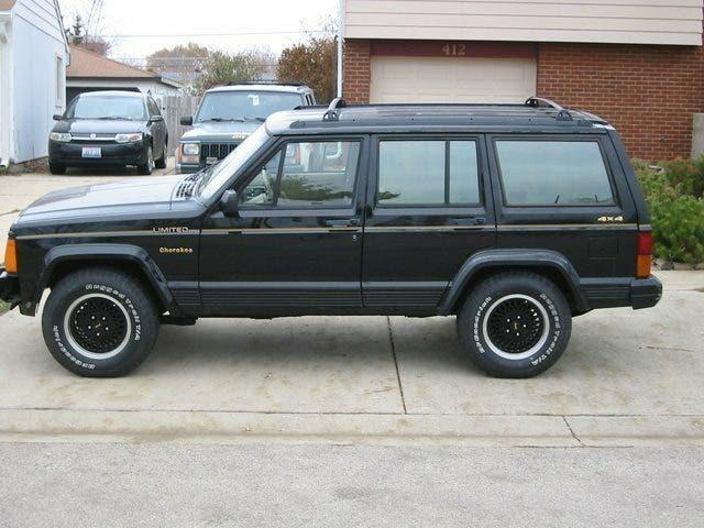 Jeep Grand Cherokee prima generazione pick-up