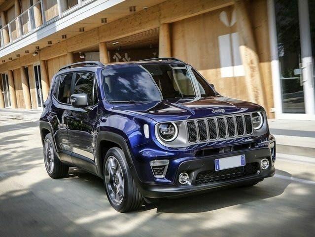 Jeep Renegade Top 10 auto più vendute Brasile