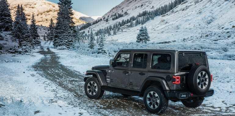 Jeep Wrangler 2019 Australia
