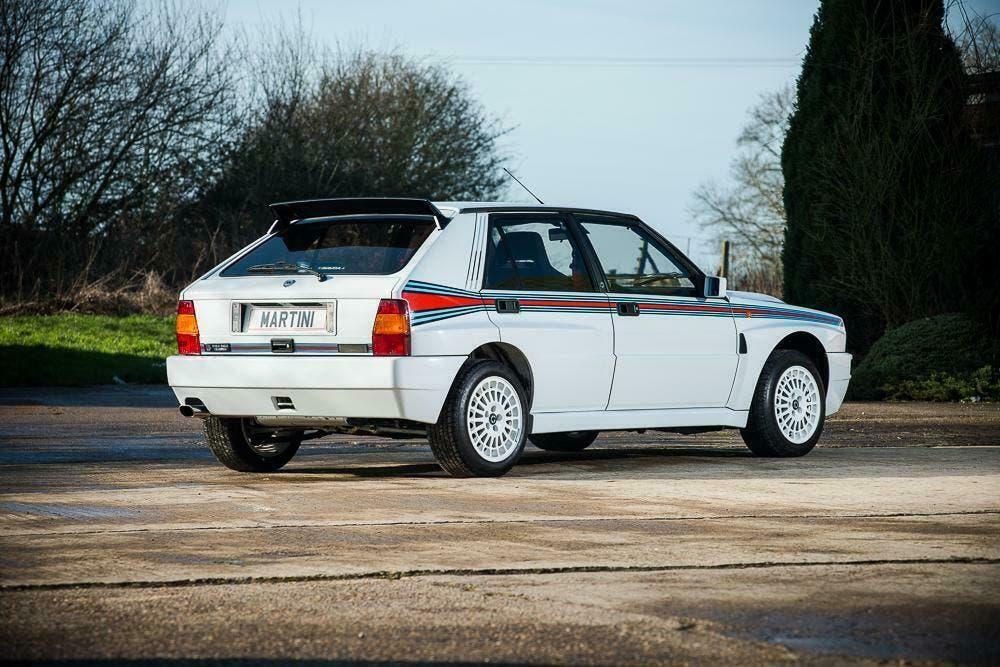 Lancia Delta Martini 5 in vendita