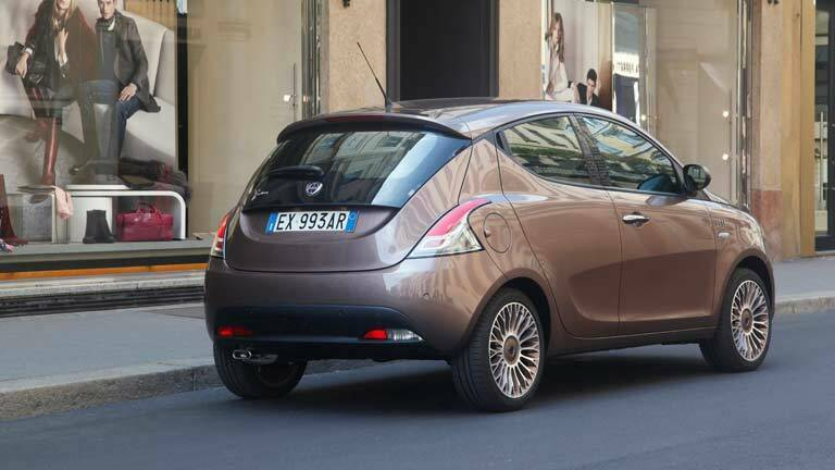 Lancia Ypsilon dati vendita 2018