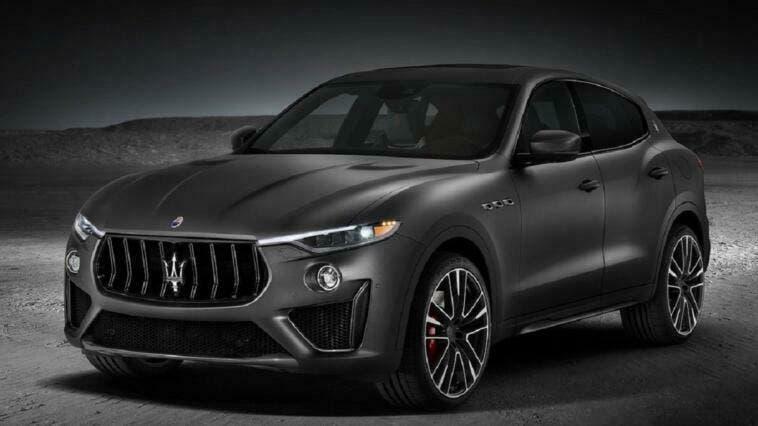 Maserati Levante Trofeo esemplari personalizzati Cina