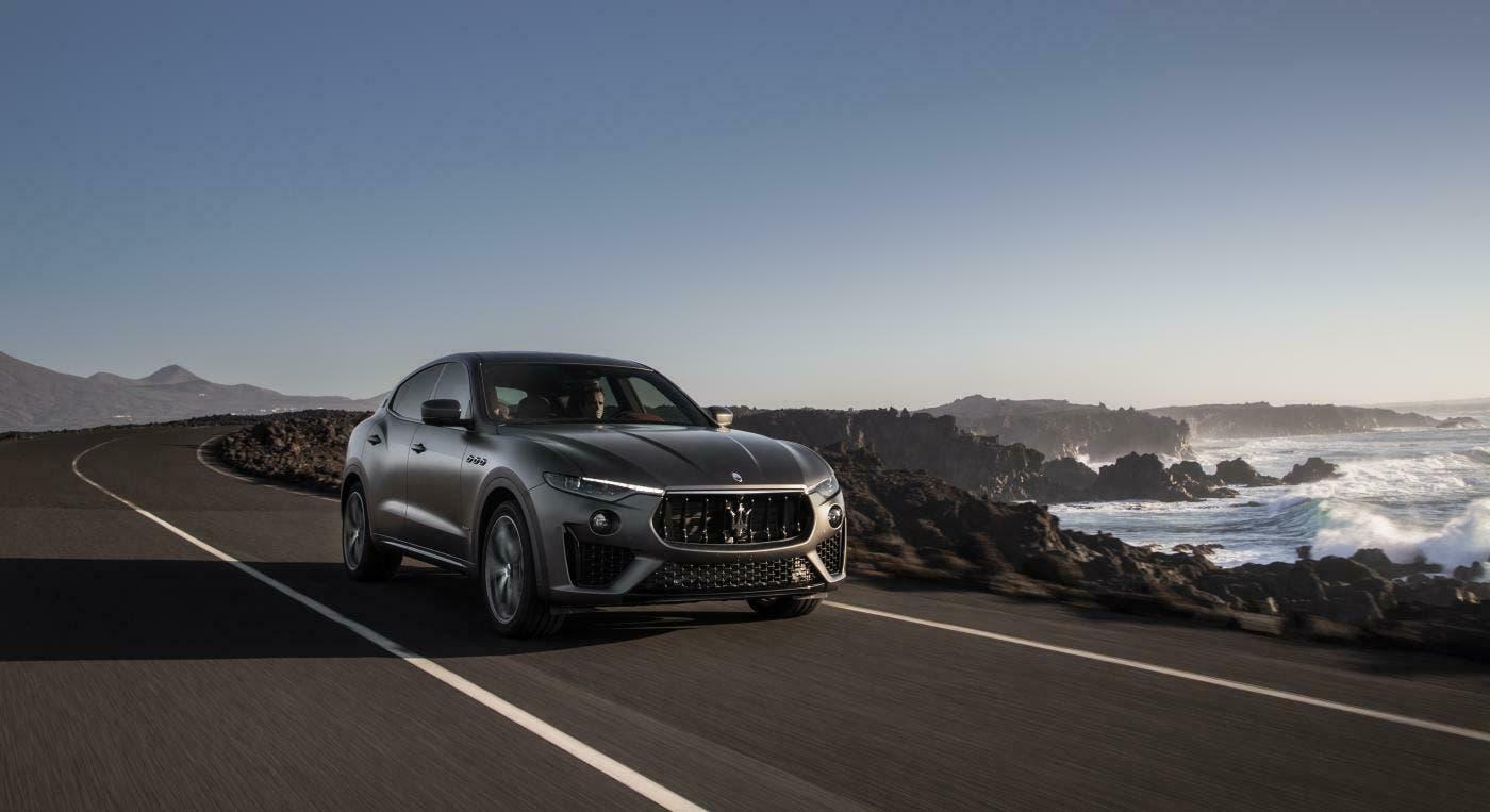 Maserati Levante Vulcano nuova serie speciale