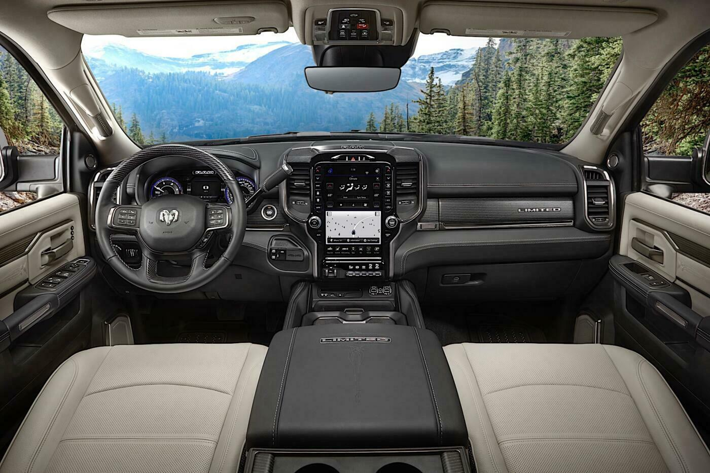 Dodge Ram Longhorn >> Ram Heavy Duty 2019: oltre 1300 nm di coppia e nuove ...
