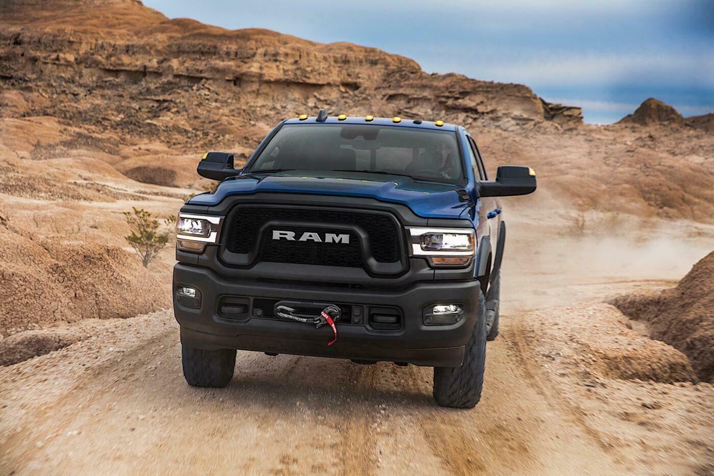 Ram Power Wagon 2019 ufficiale