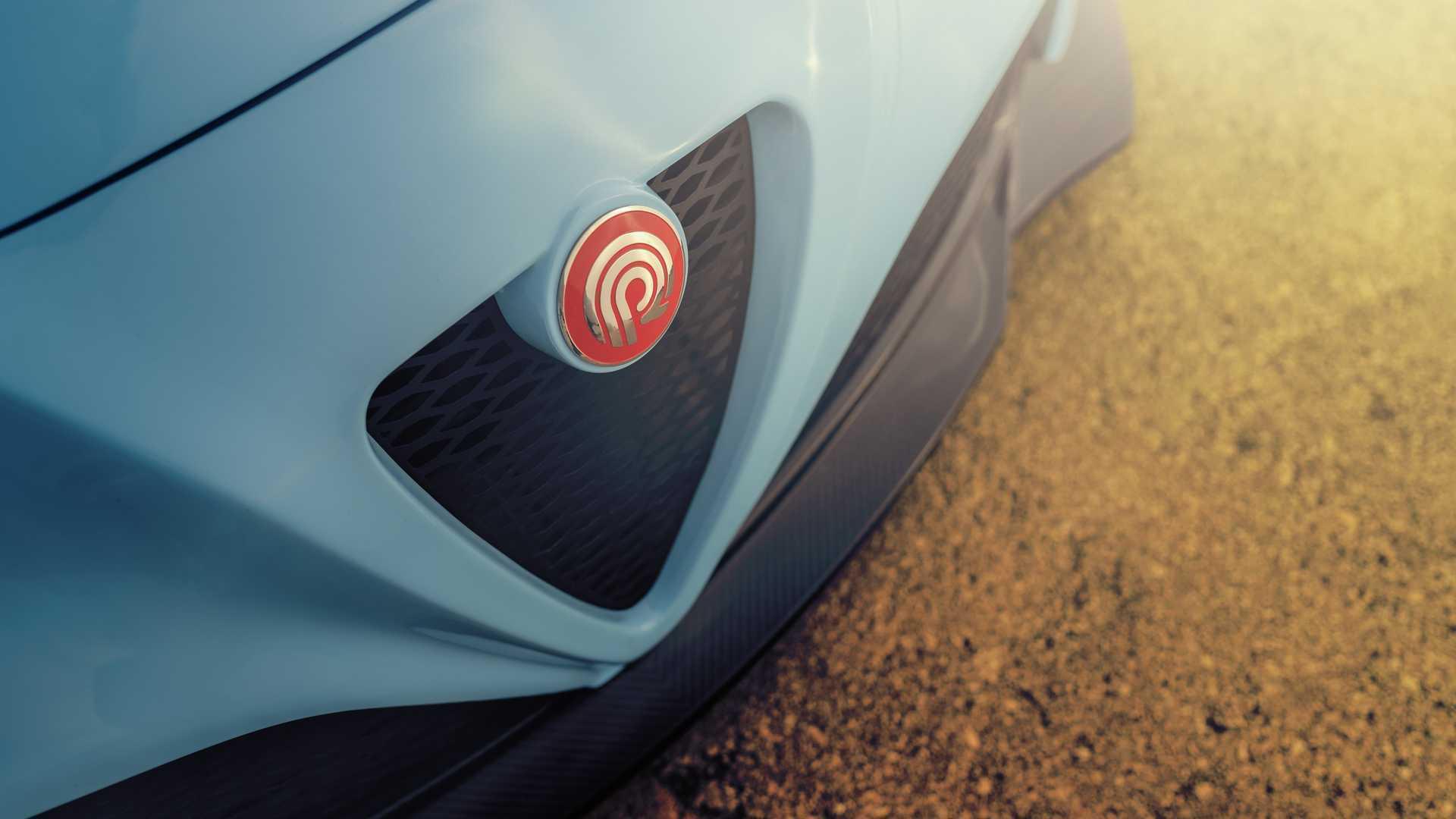 Alfa Romeo 4C The Zeus Pogea Racing