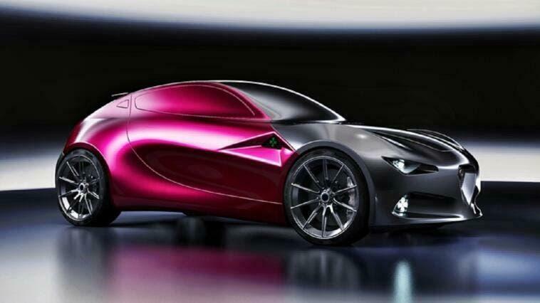 Alfa Romeo E-Sprint