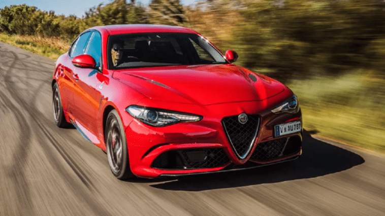 Alfa Romeo Giulia 2019 prezzi caratteristiche Australia