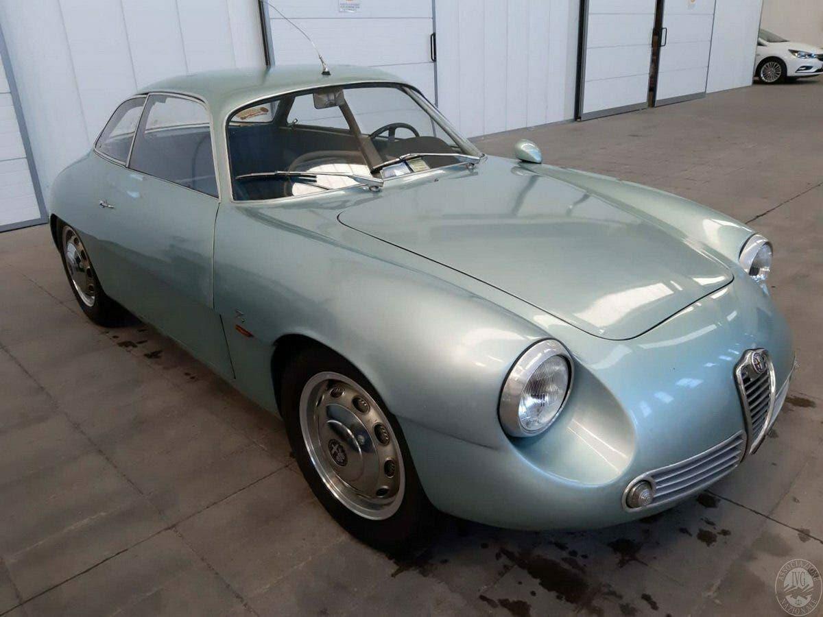 Alfa Romeo Giulietta SZ 1962 asta